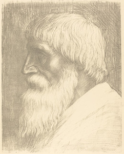 Head of a Man (Tete d'homme)