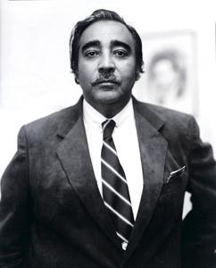 Congressman Charles B. Rangel, Democrat, New York, 1987