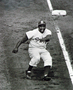 Brooklyn Dodger, Jackie Robinson