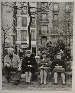 Calder et sa famille