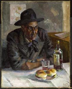Dans un Café à Paris (Leigh Whipper)