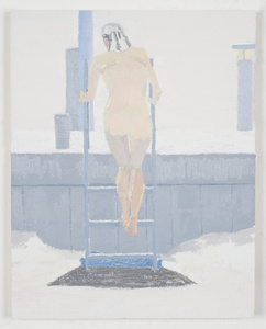 Ice Bather; Afternoon