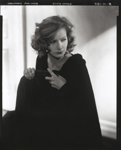Greta Garbo, Hollywood, California