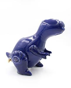 Small Blue T-Rex