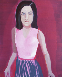 Untitled (Stripped Skirt)