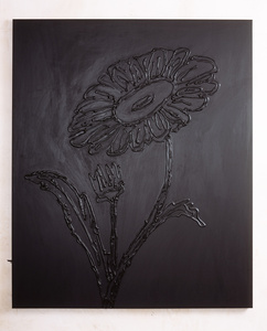 Untitled (black painting)