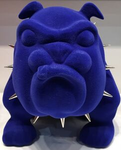 Bulldog (Blue Velvet)