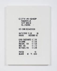 City Men (John Giorno)