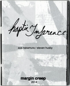 ​​Haptic Inference (in collaboration with Steven Husby)