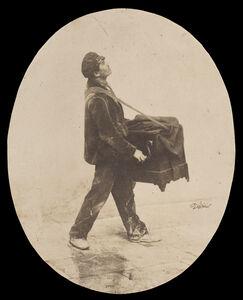 Le Joueur d'Orgue (The Organ Grinder)