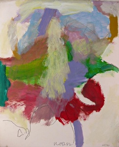 Untitled Abstract Expressionist Painting