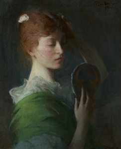 Looking in a Mirror (Mary Sullivan)