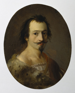 Portrait of Jan Pellicorne