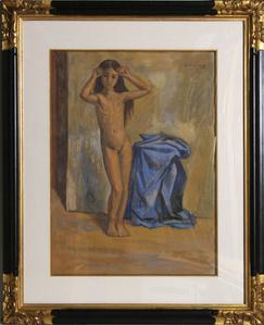 La Nina Desnuda