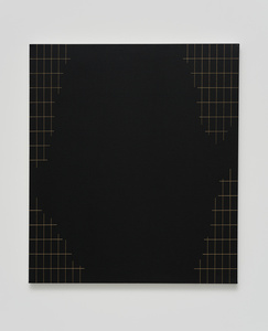 Untitled (grid with large trim)