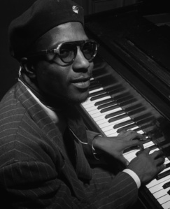 Thelonious Monk at Minton's Playhouse, NYC