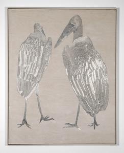 Trophy III - Stork