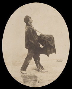 Le Joueur d'Orgue (The Organ Grinder)