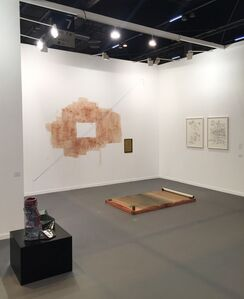 Galerie nächst St. Stephan Rosemarie Schwarzwälder at ARCOmadrid 2017