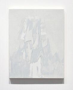 Grey Razor Painting (Ice, Cloud, Mountain, #3)
