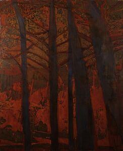 Trees in prayer