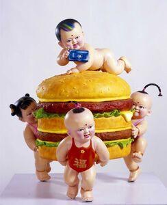 Welcome Welcome- Hamburger