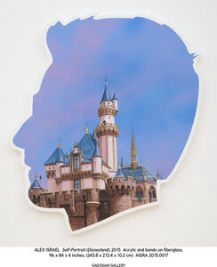 Self Portrait (Disneyland)