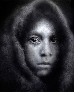 Native American Girl, C.1800