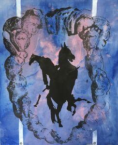 Pferdefrau
