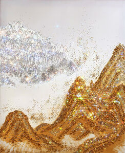 ARTIFICIAL LANDSCAPE– Mountain Gold