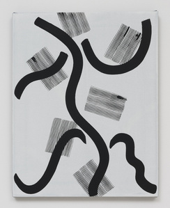 Untitled (5 Strokes)