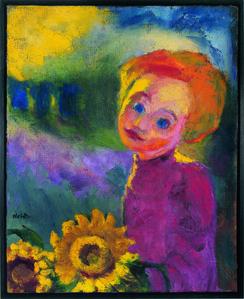 Kleine Sonnenblumen
