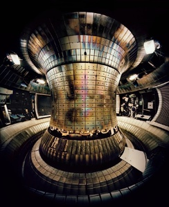 Tokamak Asdex Upgrade Interior 1, Max Planck IPP, Garching