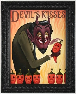 Devil's Kisses Hot Peppers
