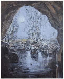 La Lune et le Caillou