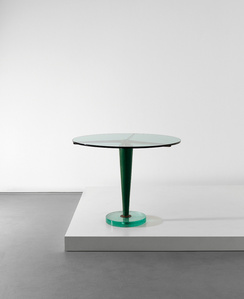 Rare side table, designed for the Arredoluce showrooms