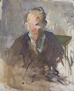 Självporträtt II (Self portrait II)