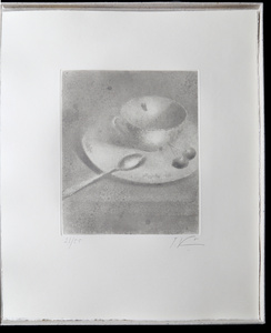 Cup and Saucer from Portfolio