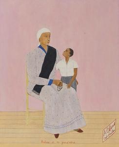 Antoine et sa Grandmére/Antoine and his Grandmother