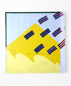 Untitled (Front Stripes)