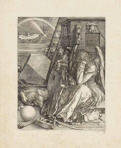 Melencolia I (B. 74; M., Holl. 75; S.M.S. 71)