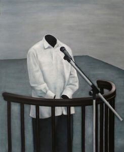 Black Painting No. 20