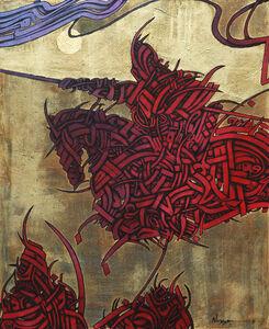 Crimson Warrior