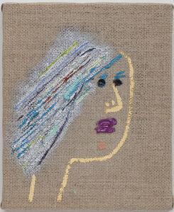 Woman With a Nice Hair