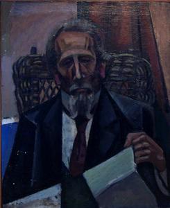 Portrait of the Musician Mazzi