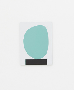 Small Colour Chart (Turquoise)