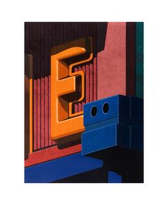 An American Alphabet: E