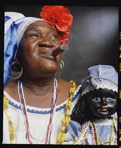 """Juana Rios Rios, """"Juana de Cubana,"""" Fortune Teller"""
