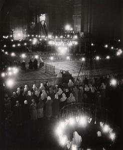 Le Souleymanie pendant la Fete du Ramadan, Hagia Sofia, Istanbul