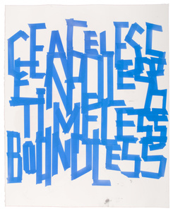 Ceaseless, Endless, Timeless, Boundless